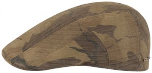 IVY CAP WAXED COTTON STETSON CAMOFLAGE