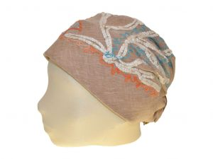 HANDCRAFTED TURBAN EXCLUSIVE NATUR