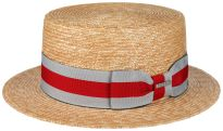 BOATER WHEAT STETSON NATUR